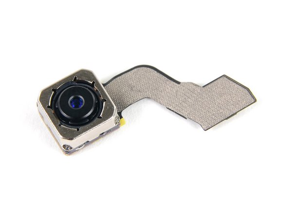 Image 1/3: The rear-facing camera records HD (1080p) video at up to 30 frames per second with audio.