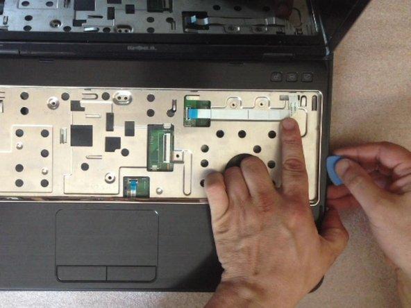 Image 2/3: Mouse pad flex cable