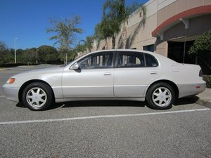 1991-1997 Lexus GS Repair