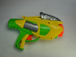 Air Blasters Tek Six Troubleshooting