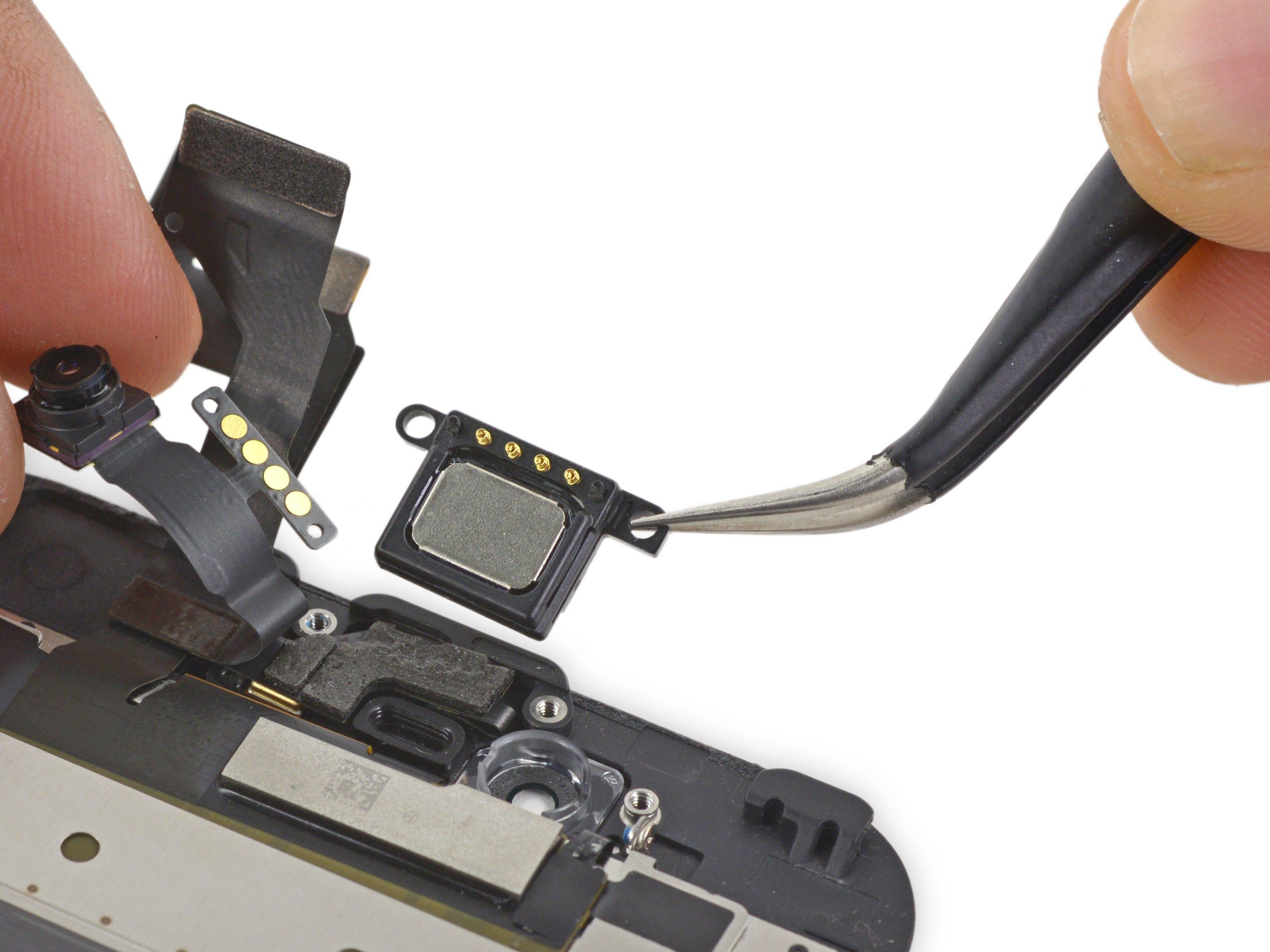hot sales 9e879 cf114 iPhone 6s Earpiece Speaker Replacement - iFixit Repair Guide