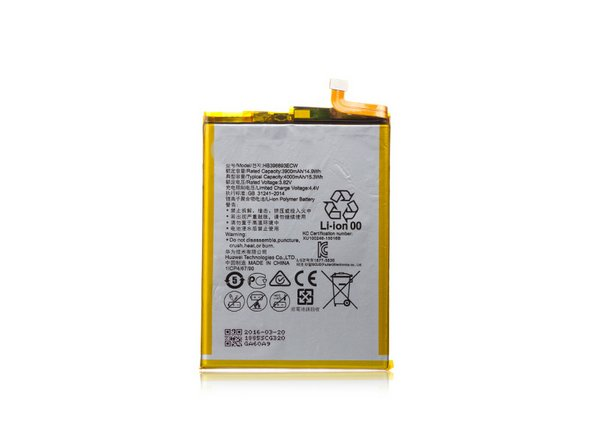 Huawei Mate 8 Battery replacement Main Image