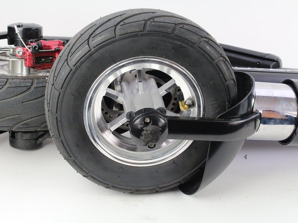 Hover-1 XLS Front Wheel Replacement