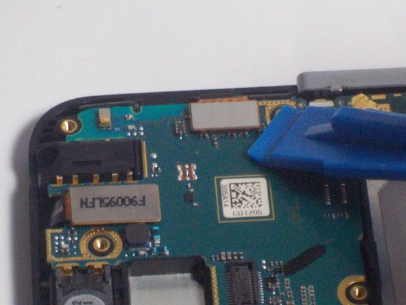 LG Optimus Exceed 2 Motherboard Replacement