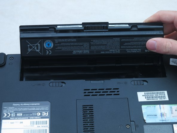 Toshiba Satellite L305-S5946 Battery Replacement