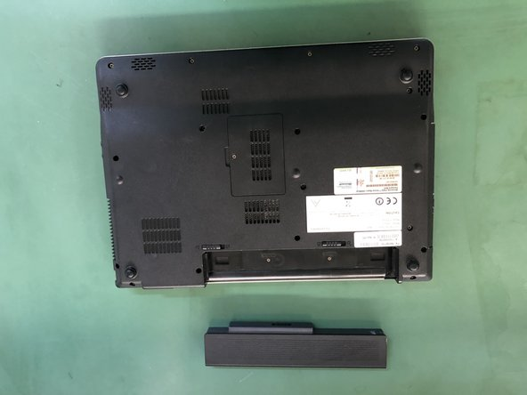 Packard Bell ms-Hera c Disassembly