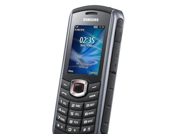 Samsung B2710 Disassembly