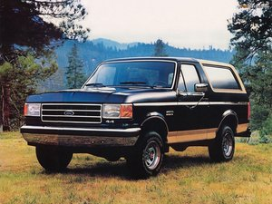 1987-1991 Ford Bronco Repair