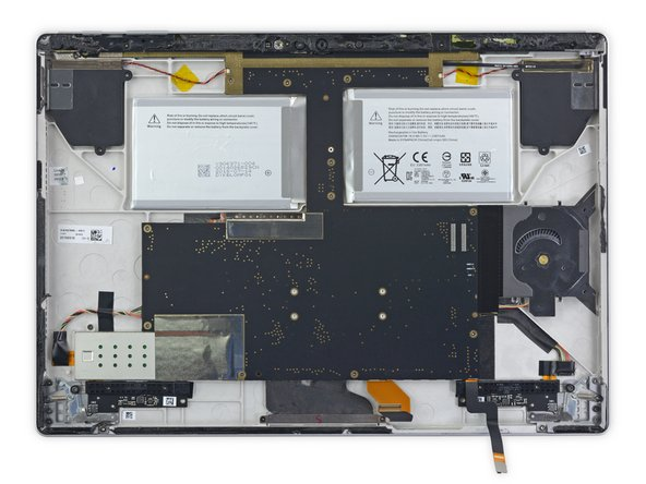 Internals of the Microsoft Surface Book