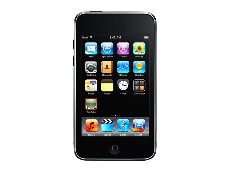 factory reset disabled ipod touch