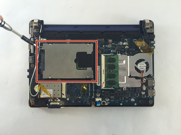 Samsung NP-NC10-KA02US Hard Drive Replacement