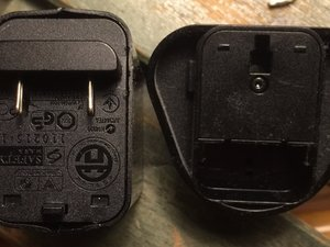 Disassembling Asus Transformer TF101  Charger