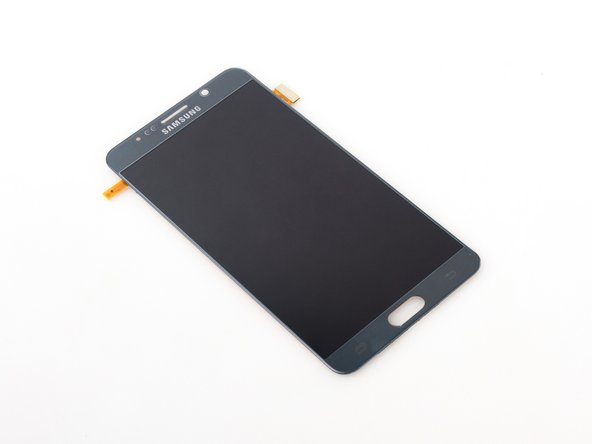 Samsung Galaxy Note5 LCD screen & USB board & Home button Replacement