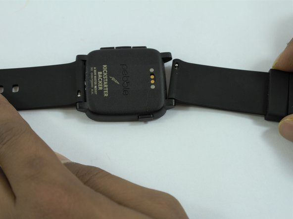 Image 1/2: Repeat all steps on the opposite strap.