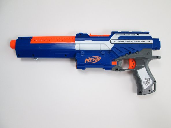 Nerf N-Strike Elite Alpha Trooper CS-12 Barrel Replacement