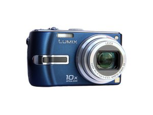 Panasonic Lumix DMC-TZ3 Repair