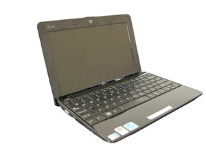 Asus Eee PC 1005HA Troubleshooting