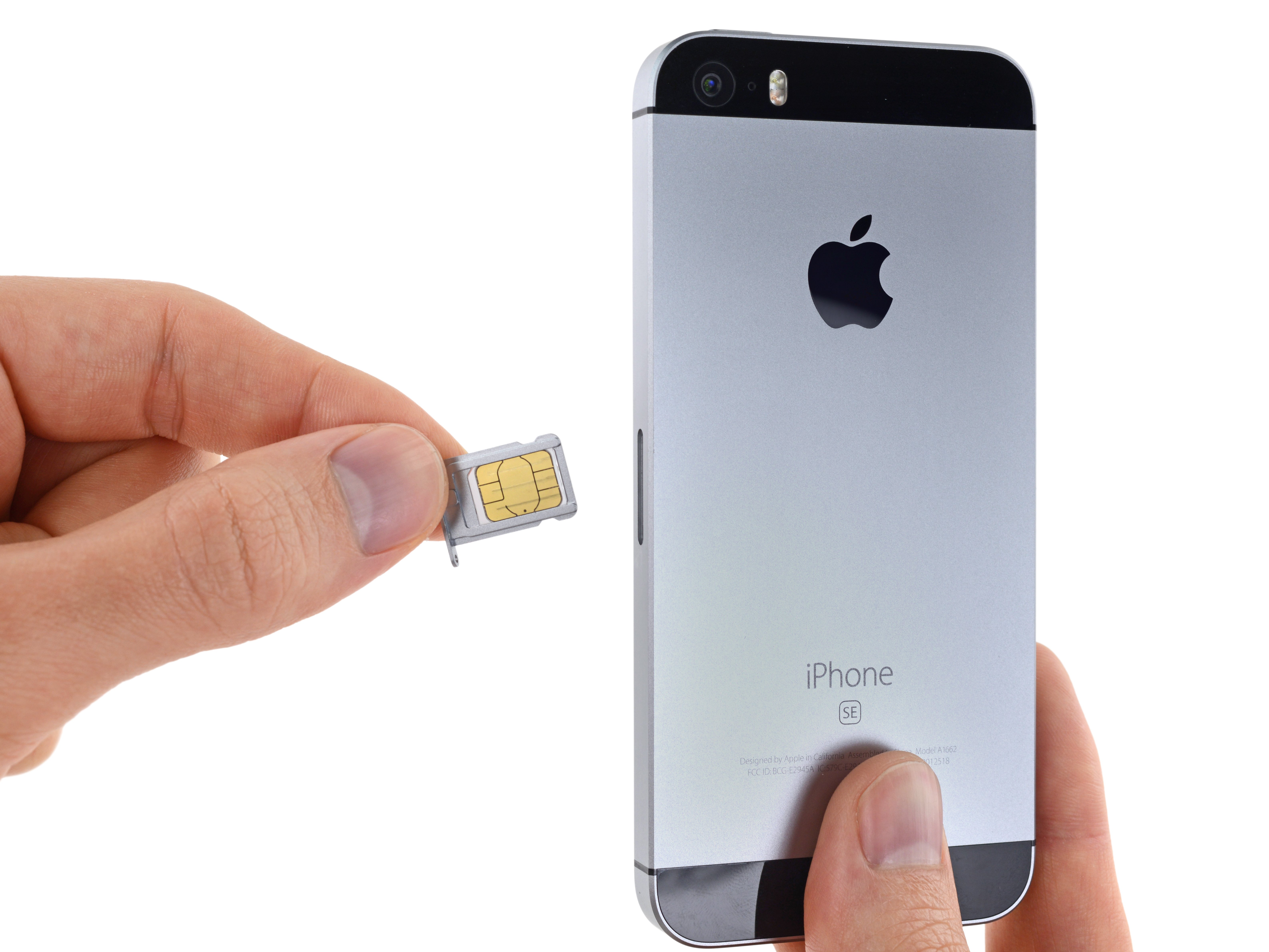 carte sim pour iphone se iPhone SE SIM Tray Replacement   iFixit Repair Guide