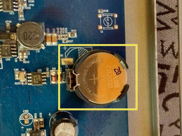 CR2032 3 Volt Lithium