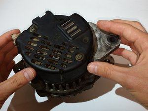 Duralast Valeo AB170094 12V Alternator