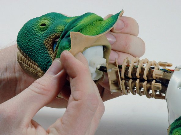 Image 1/1: Pleo may be the most interactive toy ever made. He has: