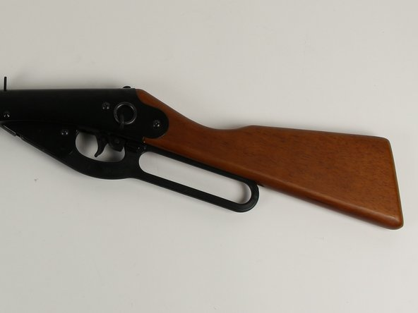 Daisy Model 10 Carbine Butt Replacement