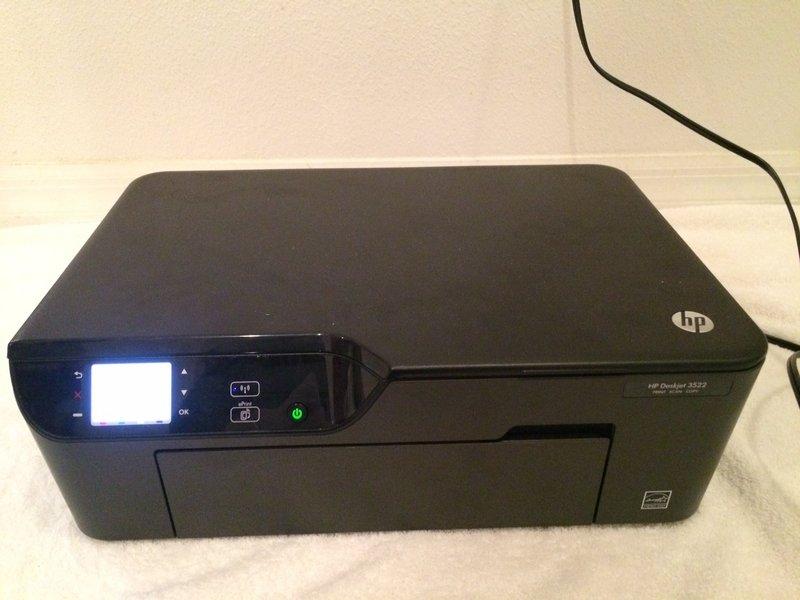 hp deskjet repair ifixit rh ifixit com HP Deskjet F2430 HP Deskjet F380
