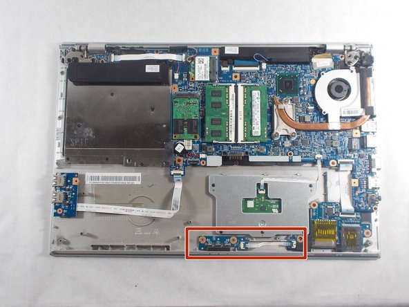 Sony Vaio SVT151A11L Multimedia Card Replacement