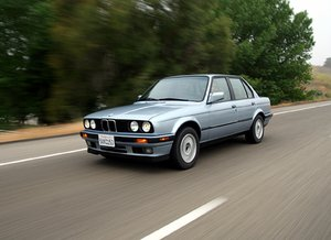 1984-1991 BMW 3 Series Repair