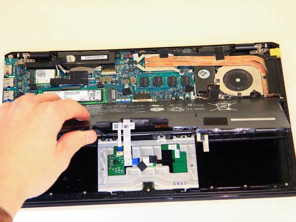 Sony Vaio Pro 13 Internal Battery Replacement