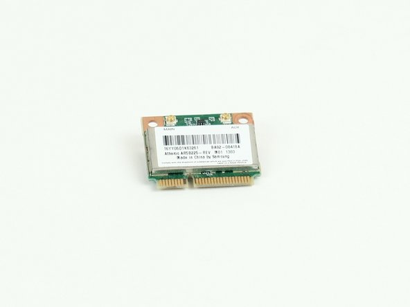 Samsung NP350E5C-A02US Wifi card Replacement