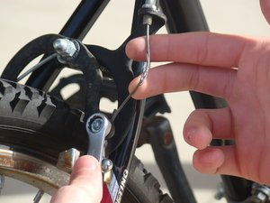 Tightening Mt. Fury Roadmaster Brake Cables