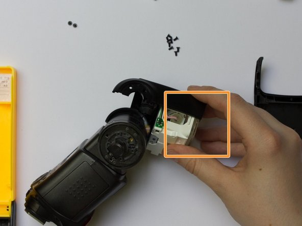 Image 1/3: stick a little piece of double faced adhesive tape to the silicone covers