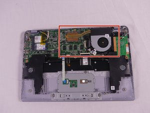 Toshiba CB35-C3300 Chromebook 2 Fan replacement