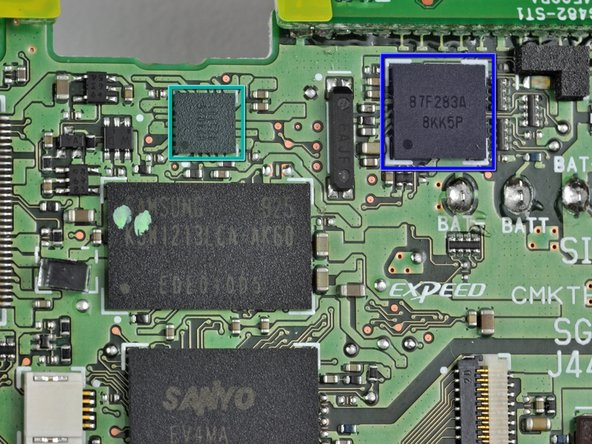 Image 2/2: Sanyo EV4MA N1U5YNPD 0925
