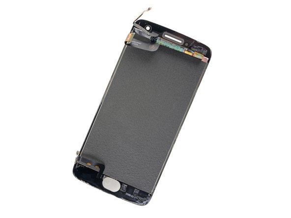 Reemplazo del ensamblaje de pantalla del Motorola Moto G5 Plus