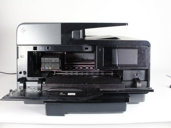 HP Officejet Pro 8620 Printer Head Replacement - iFixit Repair Guide