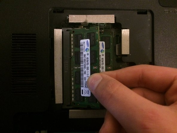then pull that ram stick out