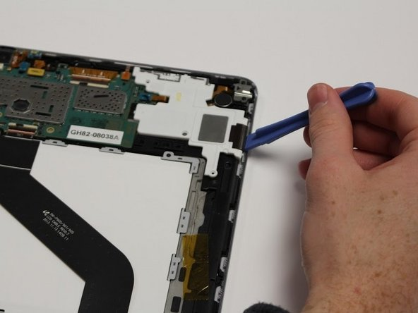 Samsung Galaxy Note Pro 12 2 Audio Jack Replacement Ifixit
