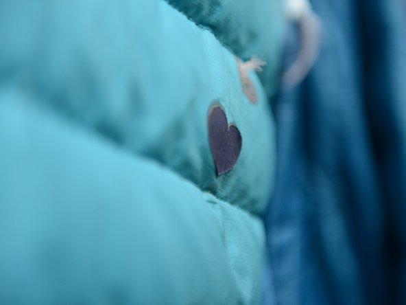 Patagonia worn wear patch