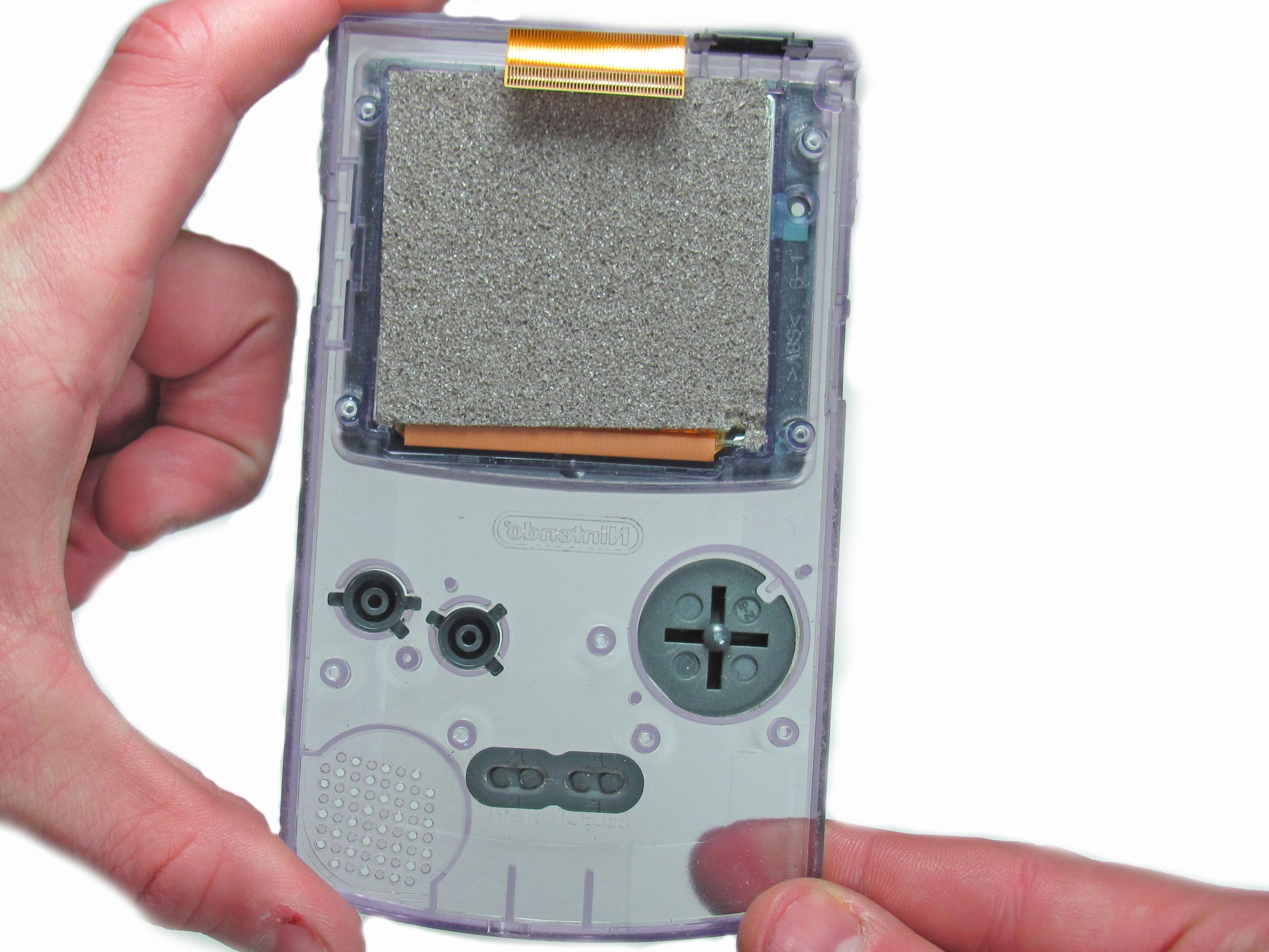 Game boy color - Game Boy Color 28