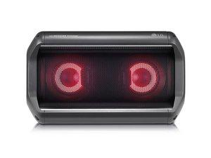 LG Xboom Go PK5 Bluetooth Speaker Repair