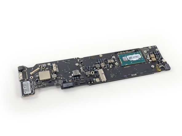 "MacBook Air 13"" Mitte 2013 Logic Board Replacement"