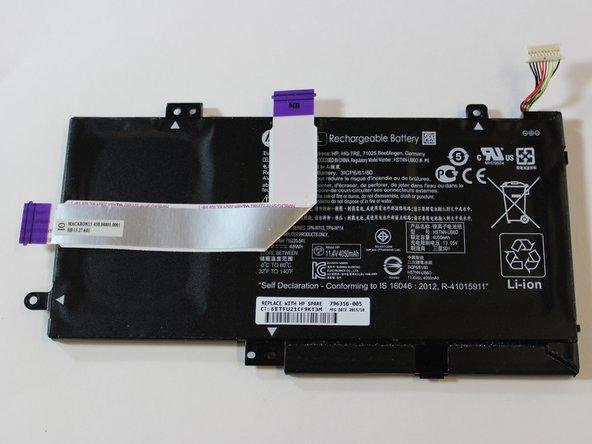 HP Envy x360 m6-w103dx Akku