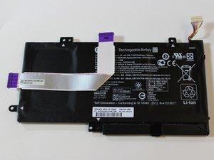 HP Envy x360 m6-w103dx Vervanging van de batterij