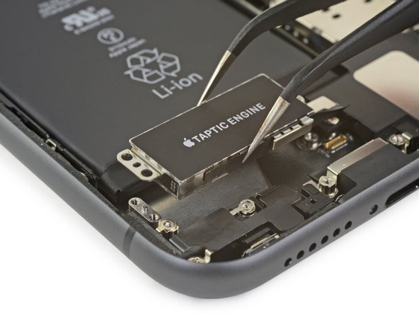 Sostituzione Taptic Engine iPhone 11