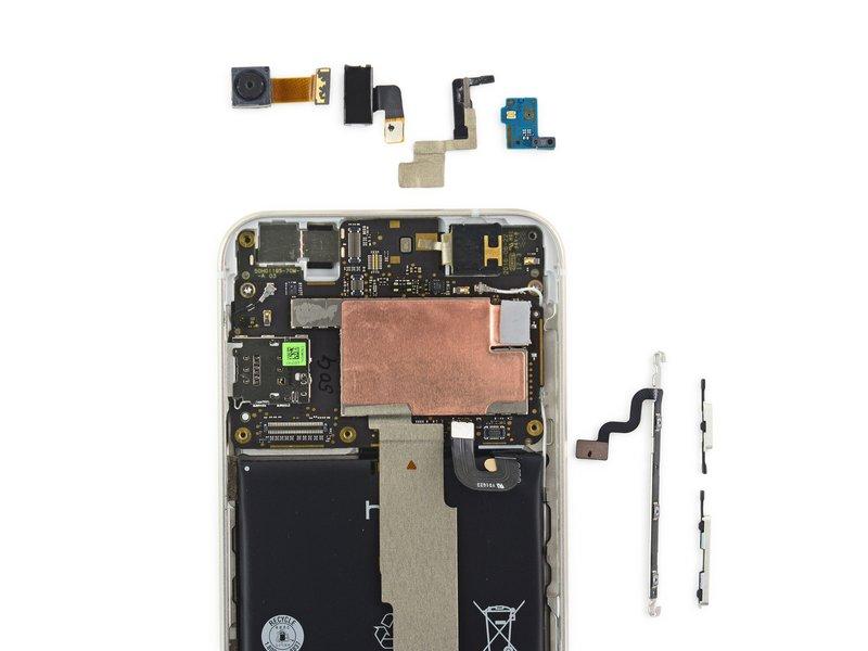 Google Pixel XL modular components