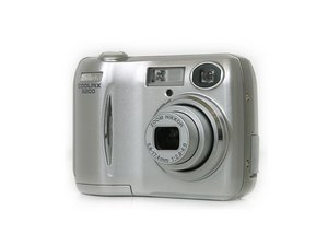 Nikon Coolpix 3200 Repair