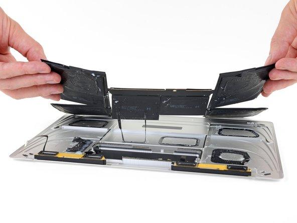 Retina MacBook 2017 Akku tauschen