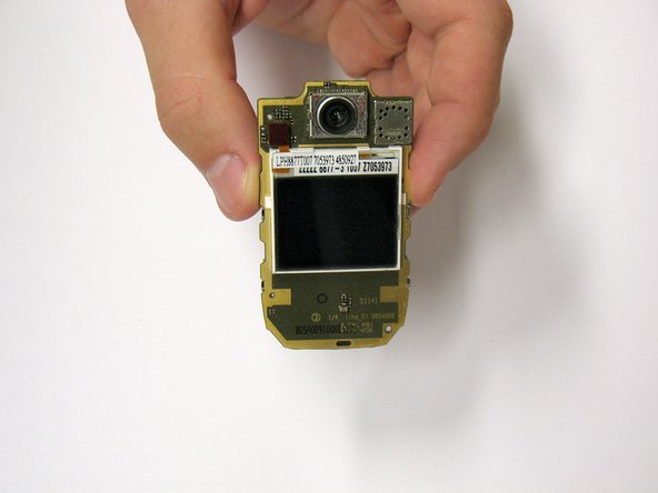 Nokia 6102i Outside Display Screen Replacement
